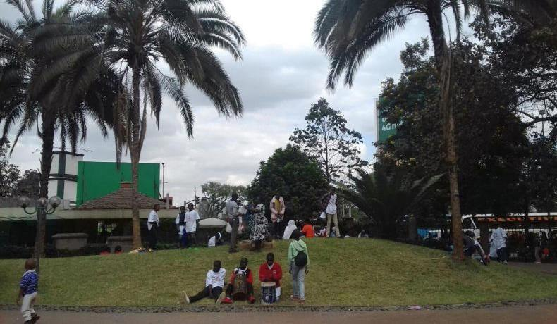 Dombocska az Augusztus 7. emlékparkban