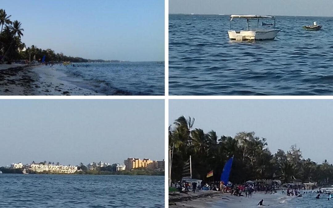 Pirates strand, Bamburi