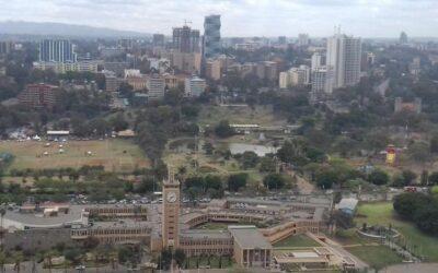 Nairobi városnézés 1 – Kenyatta Nemzetközi Konferencia Központ