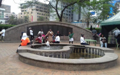 Nairobi városnézés 2 – Augusztus 7. Emlékpark