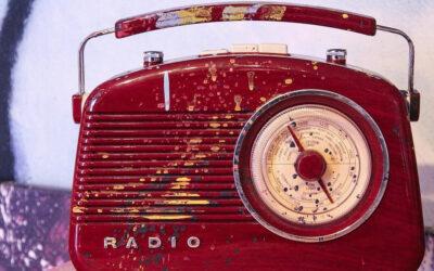 Benne voltam a rádióban